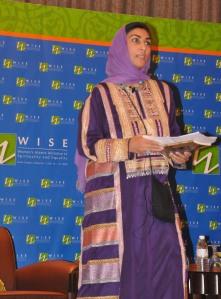 Nimah poetry recitation closing ceremony wise  1