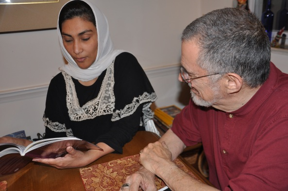 Sidi Daniel Abdal Hayy Moore and nimah reading May 19 2012 666 1